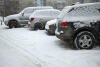 Verplichting tot gruis op de parkeerplaats - Informatieve