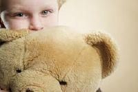 Selecteer knuffelig namen geschikt voor kinderen