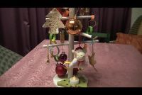Kerstmis regelingen sleutelen - tips en ideeën voor het knutselen met natuurlijke materialen