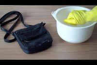Huishoudelijke Tips: clean leer - hoe het werkt