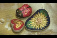 Tuin: stone schilderij - creatieve ideeën
