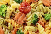 Ingrediënten voor Pasta salade - een recept met mayonaise