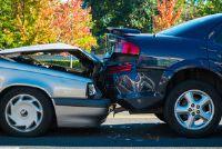 Benaderd bij het verlaten van een parkeerplaats auto - zodat je goed reageren