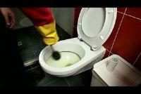 Clean toiletbril - zodat je het goed