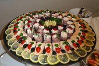 Fish platen versieren - met citroen en peterselie Het is zo