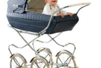 Stuur kinderwagen - Hier is pakketdienst