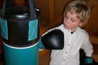 Wladimir en Vitali - Om trainen als Klitschkobrüder