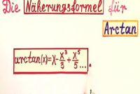 Arctan berekenen zonder rekenmachine