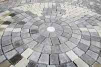 Beschaamd granieten bestrating - hier is hoe