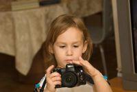 Camera voor kinderen - zodat kinderen leren fotograferen