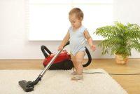 Atletiekbaan in het tapijt schoon - dus slaagt's
