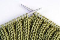 Strickanleitung - dus je breien een sjaal