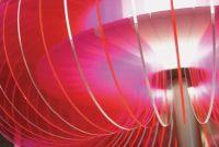 Plexiglas licht - als bereikte een zelfgemaakte ontwerp accessoire
