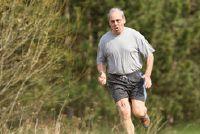 Vermijd duif vingertoppen tijdens het joggen