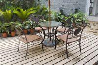 Bangkirai - Terrassen van het hout dat u te houden op deze manier