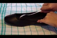 Schoenen breed met huismiddeltjes - dus het werkt