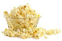 Salty Popcorn: Calorieën - Mededelingen