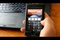 iPod touch ontgrendelen door codeslot - hoe het werkt