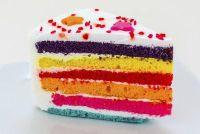 Rainbow Cake - Recept en instructies