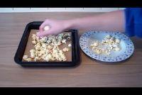Maak opnieuw popcorn crispy - dus het zal werken