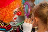 Make-up tips voor een Clown