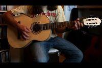 Eenvoudige gitaar componeren liedjes zelf - hoe het werkt