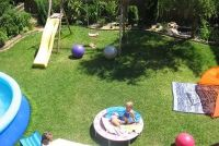 Trampoline - Spelen voor kinderen verjaardagsfeestjes