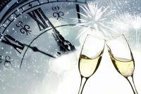 New Year's Eve Uitnodiging - ontwerp