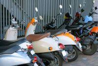 Herschilderen Vespa scooter - het moet je betalen