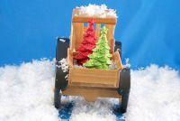 Sprühschnee - zodat u uw huis kerst glans