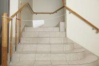 Renoveren stenen trap