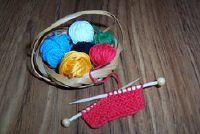 Leren breien - breien een sjaal