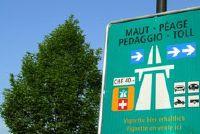 Tol voor Oostenrijk - zoals u van plan uw reis naar het buurland