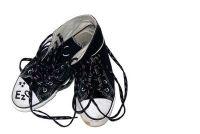 Schone doek schoenen - een gids voor het verwijderen van teer
