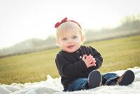 Afstaande oren met een baby - zodat je het te verbergen