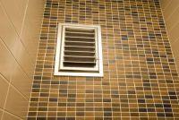 Badkamer zonder raam - dus je zorgen voor een goede ventilatie