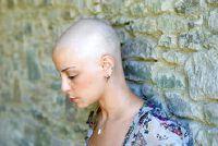 Vrouwen met een kaal hoofd - alledaagse tips