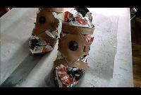 Leren schoenen kleur - dus je kleurstof leer