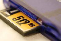 Het formatteren van een geheugenkaart - zodat u de gegevens op te slaan van uw camera
