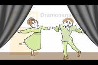 Dramatische design betekent - wat betekent dit?