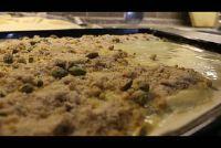 Turkse gebakjes met honing - een recept