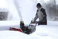 Snowblower start niet - mogelijke oorzaken