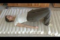 Swayback wegtrainieren - Deze oefeningen helpen
