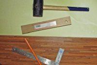Vervang laminaat - hoe het werkt