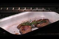 Hoe maak ik een biefstuk in de oven?