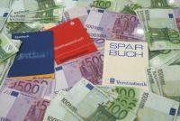 Om geld te krijgen van de spaarrekening - dus klappts bij Volksbank