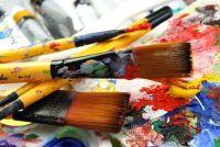 Zie foto's - dus je kunt stilistisch analyseren schilderijen