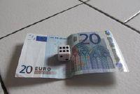 Money Cube - instructies voor het vouwen van dit cadeau