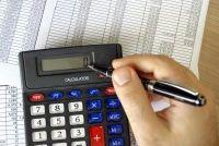 Verdeel geld - dus goed te werken uw huishoudbudget