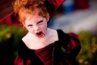 Vampire Costume selbermachen - hoe het werkt